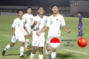Preview Timnas Indonesia U-16 vs China: Krusial dan Menentukan!