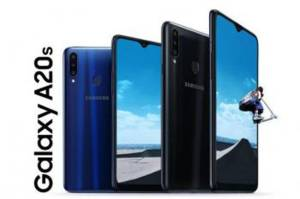 Samsung Galaxy A20s Dilengkapi Ultra Wide & Live Focus