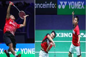 Final Hong Kong Open, Anthony dan Hendra/Ahsan Buru Gelar Juara