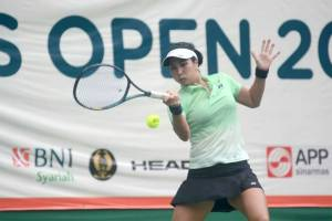 Kampiun BNI Tennis Open, Aldila Optimistis Tatap SEA Games 2019