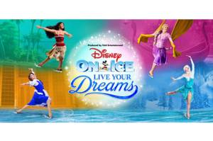 Disney on Ice presents Live Your Dreams di ICE BSD City