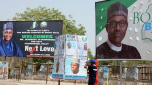 Nigeria votes — one week later than planned