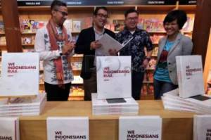 Peluncuran Buku We Indonesia Rules