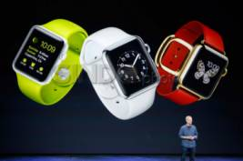 Tiga Varian Jam Pintar Apple iWatch