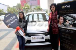 Penyerahan Hadiah Program Mi-Club Telesindo Shop