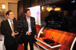 First Media Luncurkan Smart Box HD