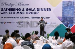 Gala Dinner Bersama CEO MNC Group