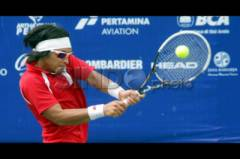 Christopher Rungkat Juarai Garuda Indonesia Tennis Open 2014