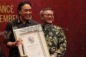 Garuda Indonesia Raih Penghargaan Indonesia Good Corporate Governance Awards 2014