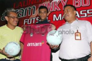 Tim Futsal Pinky Boys Siap Ikuti Indonesia Futsal League 2015
