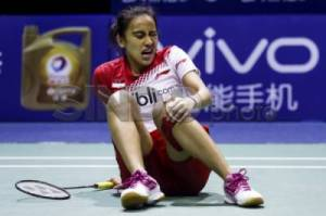 Kalah dari China Indonesia Gagal Melaju ke Final Sudirman Cup