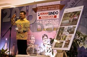 Media Gathering KORAN SINDO Makassar