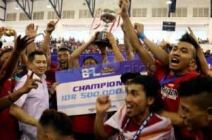 IPC Pelindo Juara Futsal Super League 2015