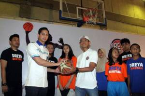 Dreya Indonesia Basketball Jaring Pebasket Muda Tanah Air