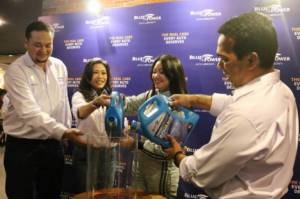 Blue Bird Luncurkan Pelumas Blue Power