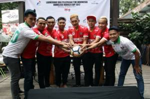 Timnas Indonesia Siap Berlaga di Homeless World Cup 2017