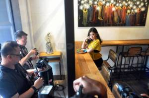 Photography Contest Ramaikan Grand Opening Pullens Cafe