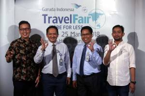 Garuda Indonesia Travel Fair 2018