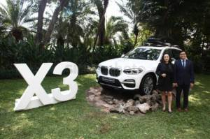 BMW Indonesia luncurkan All new BMW X3