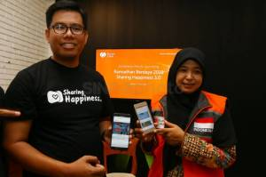 Rumah Zakat Luncurkan Sharing Happines 3.0