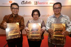 Peluncuran Buku Chocolate: From Cacao Bean to Bar, The Indonesian Heritage Treasure