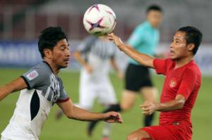 Indonesia Ditahan Imbang Filipina 0-0