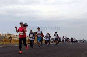Gojek Dukung Air Force Run 2018