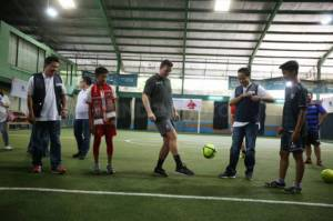 Sharing & Learning Bersama Legenda Liverpool FC Vladimir Smicer