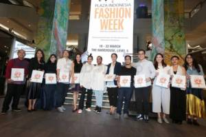 Plaza Indonesia Fashion Week 2019