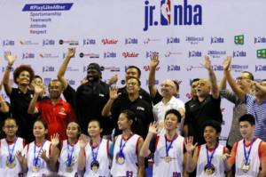 10 Pelajar Indonesia Wakili Asia Pacific di Kejuaraan Junior NBA