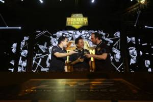 Telkomsel Gelar Dunia Games Golden Ticket 2019