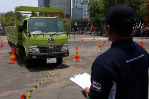 168 Pengemudi Ikuti Hino Safety Driving Competition