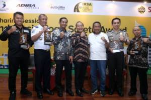 Sharing Session Indonesia Road Safety Award 2019
