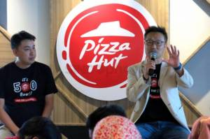 Pizza Hut Hadirkan Outlet ke-500