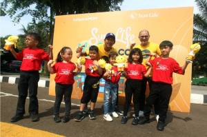 Sun Life Indonesia Gelar Healthy Camp Lawan Diabetes Sejak Dini