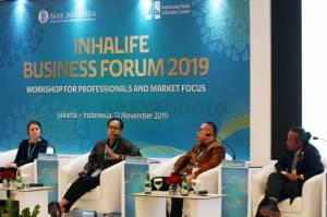 Indonesia Jadi Tuan Rumah International Halal Lifestyle Conference