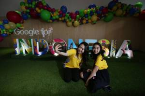 Taman Ria Google Semarakkan Ajang Google for Indonesia