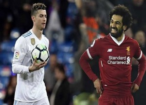 Jelang Duel Real Madrid vs Liverpool