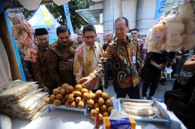 Bank BJB Gelar Bazaar UMKM dan Travel Fair 2017
