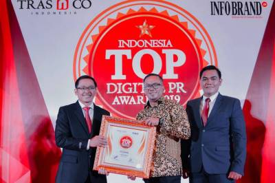 Telkomsel Raih TOP Digital Public Relations Award 2019