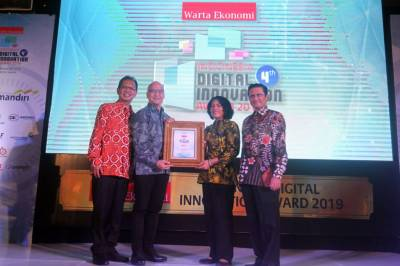 Bank DBS Indonesia Raih Indonesia Digital Innovation Award 2019