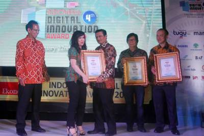 MNC Life Sabet Indonesia Digital Innovation Award 2019