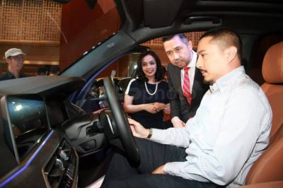 Bank DBS Indonesia Dukung Peluncuran The All New BMW X-5