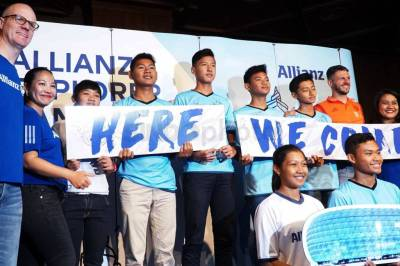 8 Remaja Pilihan Ikuti Program Allianz Explorer Camp
