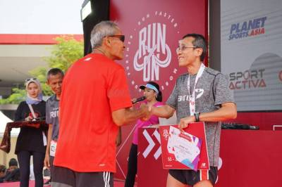 Avrist Assurance Dukung New Balance Run On 2019