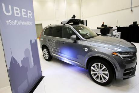 Uber Warned for Steal Googles Self Driving Tech