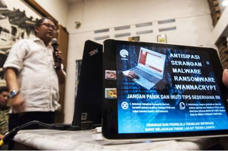 Indonesia Claimed Free from WannaCry Ransomware