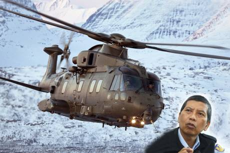 House of Representative and Government Called Agree to AW101 Purchase