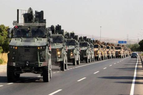 Turkey Launches Land Offensive in Northeastern Syria