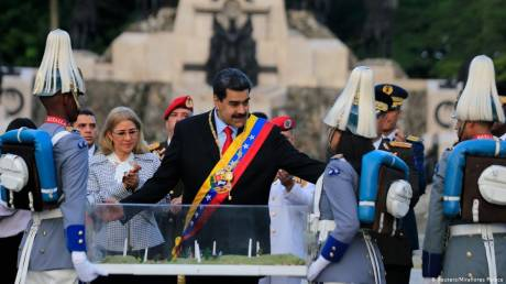 Venezuela foils attempt on President Maduros life: government